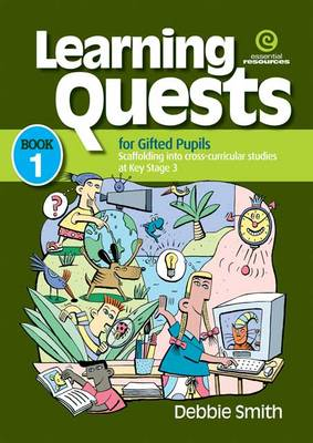 Learning Quests for Gifted Students (Paperback)