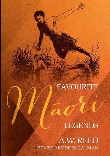 Favourite Maori Legends (Paperback)