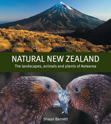 Natural New Zealand: The Landscapes, Animals and Plants of Aotearoa (Paperback)