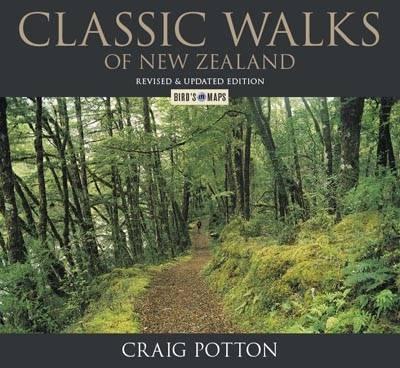 Classic Walks of New Zealand (Paperback)
