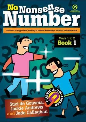No Nonsense Number: Years 1 to 2 Bk 1 (Paperback)