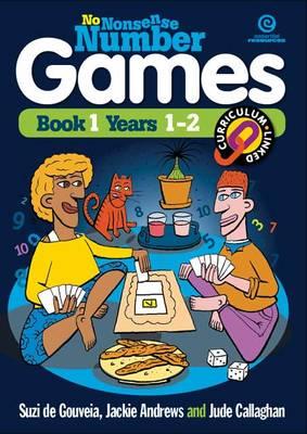 No Nonsense Number Games Bk 1: Ys 1-2 (Paperback)