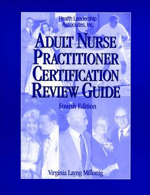 Adult Nurse Practitioner Certification Review Guide (Paperback)