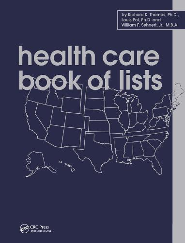 Health Care Book of Lists (Paperback)