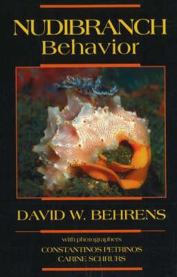 Nudibranch Behavior (Paperback)