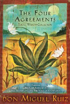 Four Agreements Toltec Wisdom Collection (Hardback)