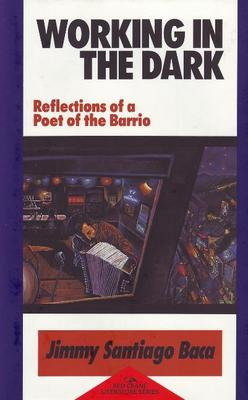 Working in the Dark: Reflections of a Poet of the Barrio (Hardback)