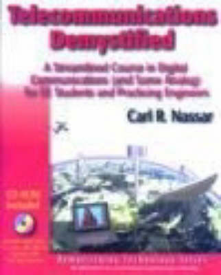 Telecommunications Demystified - Demystifying Technology S. (Paperback)
