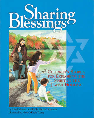 Children's Stories for Exploring the Spirit of the Jewish Holidays (Paperback)