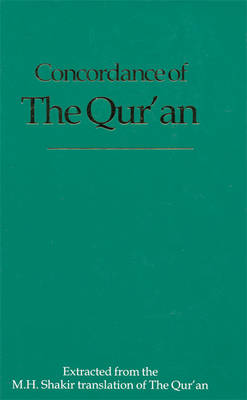 Concordance of the Qur'an (Hardback)
