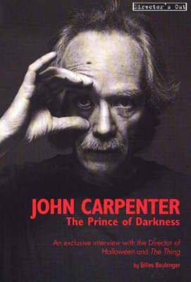 John Carpenter: The Prince of Darkness (Paperback)