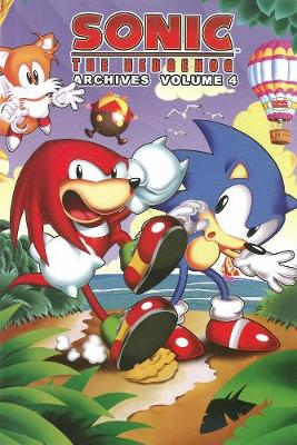 Sonic Archives Vol. 4 (Paperback)