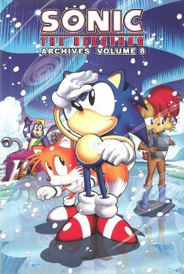 Sonic The Hedgehog Archives 8 (Paperback)