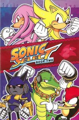 Sonic Select Book 2 (Paperback)
