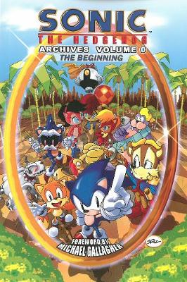 Sonic The Hedgehog Archives 0 (Paperback)
