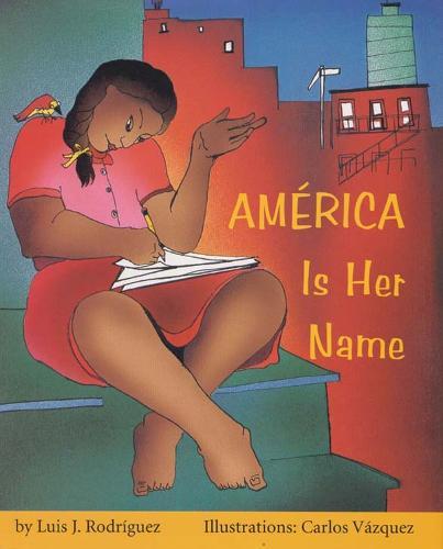 America Is Her Name (Hardback)