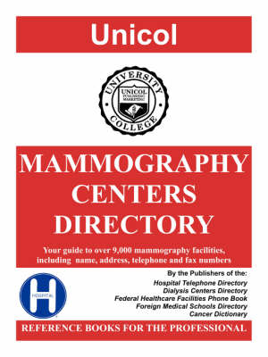 Mammography Centers Directory, 2007 Edition (Paperback)