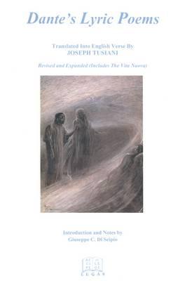 Dante's Lyric Poems (Paperback)