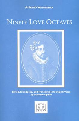 Ninety Love Octaves: A Bilingual Anthology: Sicilian and English Mirror Text (Paperback)