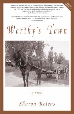 Worthy's Town: A Novel (Paperback)