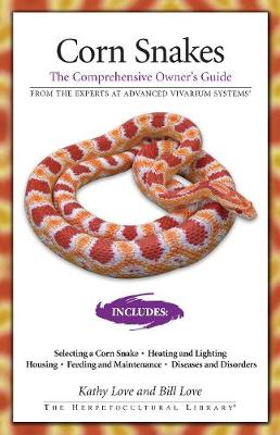 Corn Snakes: The Comprehensive Owner's Guide (Paperback)