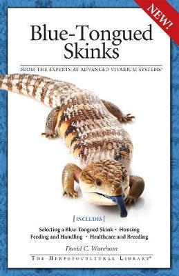 Blue-Tongued Skinks (Paperback)
