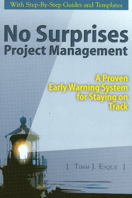 No Surprises Project Management: A Proven Early Warning System for Staying on Track (Paperback)