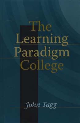 The Learning Paradigm College - JB - Anker (Hardback)