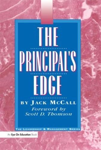 Principal's Edge, The (Hardback)