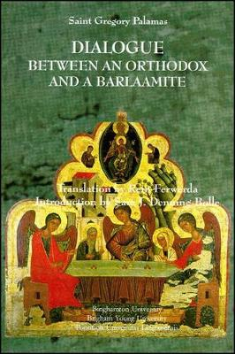 Dialogue Between an Orthodox and a Barlaamite (Paperback)