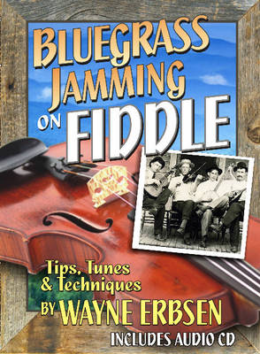 Bluegrass Jamming on Fiddle (Paperback)
