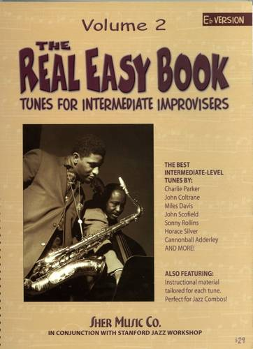 The Real Easy Book: Tunes for Intermediate Improvisers: Part 2-Eb - The Real Easy Books (Spiral bound)