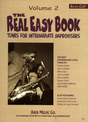 The Real Easy Book: Tunes for Intermediate Improvisers: Part 2 - The Real Easy Books (Spiral bound)