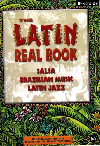The Latin Real Book (Paperback)