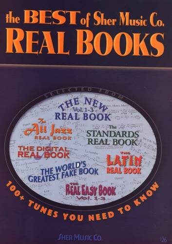 The Best of Sher Music Real Books: Bk. C (Spiral bound)