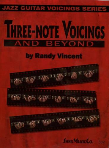 Three-Note Voicings and Beyond (Spiral bound)