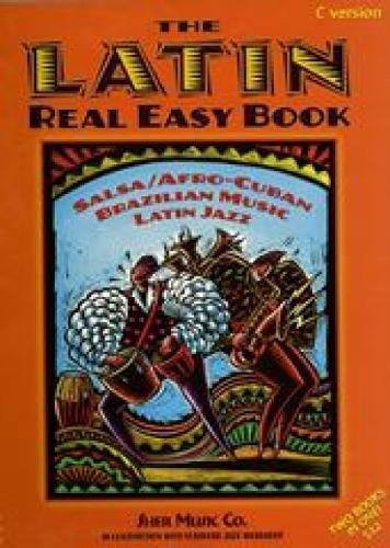 The Latin Real Easy Book (C Version) (Spiral bound)