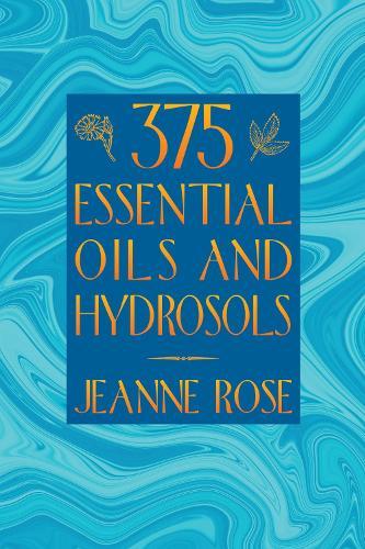 375 Essential Oils (Paperback)