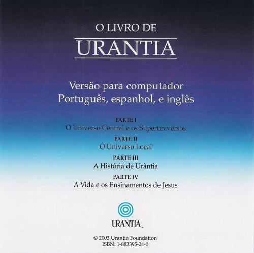 O Livro de Urantia (CD-ROM)
