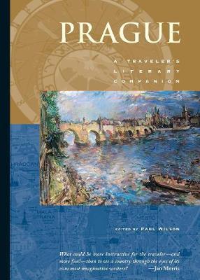 Prague: A Traveler's Literary Companion (Paperback)