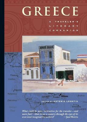 Greece: A Traveler's Literary Companion - Traveler's Literary Companions (Paperback)