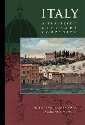 Italy: A Traveler's Literary Companion - Traveler's Literary Companions (Paperback)