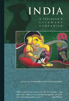 India: A Traveler's Literary Companion (Paperback)