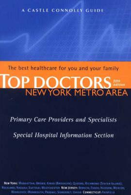 Top Doctors: New York Metro Area (Paperback)