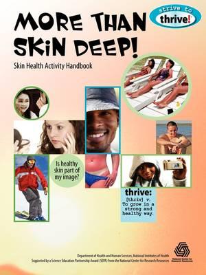 More Than Skin Deep! Skin Health Activity Handbook (Paperback)