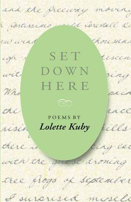 Set Down Here (Paperback)