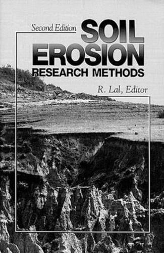 Soil Erosion Research Methods (Paperback)