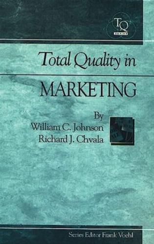 Total Quality in Marketing (Hardback)