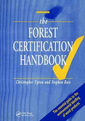 The Forest Certification Handbook (Paperback)