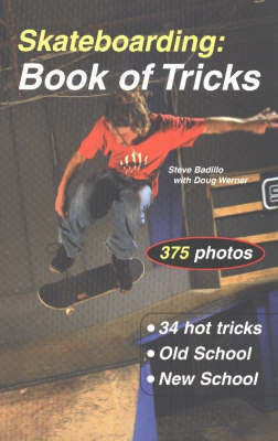 Skateboarding: Book of Tricks: Book of Tricks (Paperback)